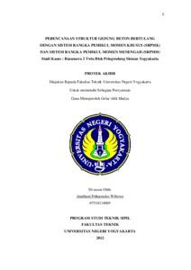 thesis teknik sipil Mitra riset: download thesis gratis kalo skripsi teknik sipil tentang perawayan bangunan ada g february 3, 2009 5:47 pm rhan_ty said.