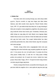 Personifikasi Dalam Antologi Puisi Jawa Modern Geguritan Layang