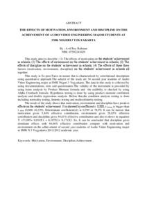 "thesis teknik lingkungan Information about kumpulan skripsi-thesis 153 from  mahasiswa semester vi jurusan teknik lingkungan upn ""veteran"" yogyakarta saya ingin magang."